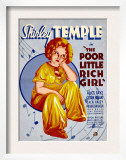Poor Little Rich Girl, Shirley Temple, 1936 Prints
