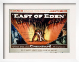 East of Eden, James Dean, Lois Smith, Julie Harris, Jo Van Fleet, 1955 Prints