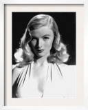 Portrait of Veronica Lake, as Seen in the Film This Gun for Hire, 1942 Art