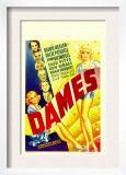 Dames, 1934 Poster