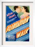 Flirtation Walk, Dick Powell, Ruby Keeler, 1934 Posters