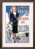 Fifth Avenue Girl, Ginger Rogers, 1939 Prints