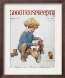 Good Housekeeping, March, 1929 Art