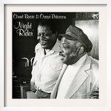 Count Basie and Oscar Peterson - Night Rider Poster