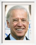 Joe Biden, Concord, NH Framed Photographic Print