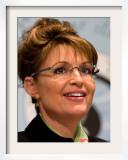 Sarah Palin, Washington, DC Framed Photographic Print