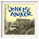 John Lee Hooker - The Country Blues of John Lee Hooker Poster