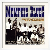 Swingville All-Stars - Memphis Blues Print