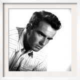 Montgomery Clift, 1953 Poster