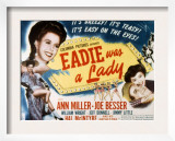 Eadie Was a Lady, Ann Miller, Joe Besser, Jeff Donnell, 1945 Print