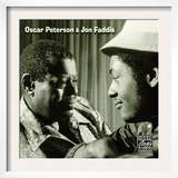Oscar Peterson and Jon Faddis - Oscar Peterson and Jon Faddis Poster