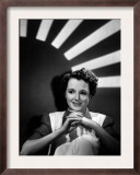 Across the Pacific, Mary Astor, 1942 Art