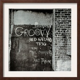 Red Garland - Groovy Print
