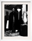 Pastor of the St. Martin's Spiritual Church, Flower Bowl Demonstration, Washington D.C., c.1942 Prints by Gordon Parks