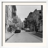 Bourbon Street Framed Photographic Print