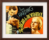 The Right to Romance, 1933 Art
