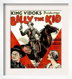 Billy the Kid, 1930 Prints