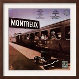 Gene Ammons and Friends in Montreux Print