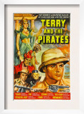 Terry and the Pirates, 1940 Posters