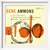 Gene Ammons - All-Star Sessions Posters
