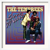 The Temprees - Love Maze Posters
