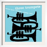 Three Trumpets Posters