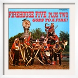 Firehouse Five Plus Two - Goes to a Fire! Poster