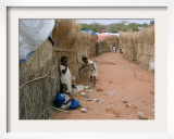 Sudanese Children Play Framed Photographic Print