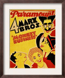 Monkey Business, the Marx Brothers, 1931 Posters