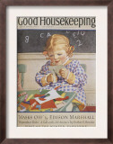 Good Housekeeping, September, 1933 Print