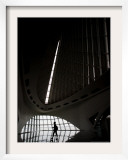 Milwaukee Art Museum, Wisconsin Framed Photographic Print by Morry Gash