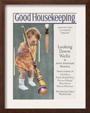 Good Housekeeping, August 1933 Posters