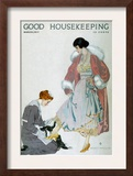 Good Housekeeping, March 1917 Posters