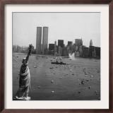 The Statue of Liberty Framed Photographic Print