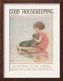 Good Housekeeping, August 1922 Poster