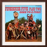 Firehouse Five Plus Two - Goes to a Fire! Prints