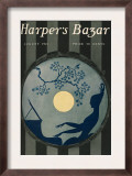 Harper&#39;s Bazar, August 1921 Prints