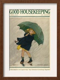 Good Housekeeping, April 1922 Poster by Jessie Willcox-Smith