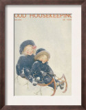Good Housekeeping, March 1919 Prints