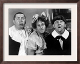 All the World's a Stooge, Curly Howard, Larry Fine, Moe Howard, 1941 Posters