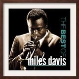 Miles Davis All-Stars - The Best of Miles Davis Prints