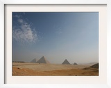 New Seven Wonders, Cairo, Egypt Framed Photographic Print by Nasser Nasser