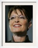Sarah Palin, Golden, CO Framed Photographic Print
