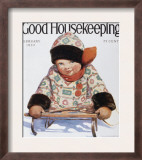 Good Housekeeping, February, 1930 Print
