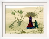 India Womens Day, Khushlawa, India Framed Photographic Print by Siddharth Darshan Kumar
