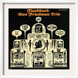 Don Friedman Trio - Flashback Poster