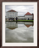 Houses of the Castle Nymphenburg in Munich Framed Photographic Print by Christof Stache