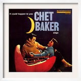 Chet Baker - It Could Happen to You Prints by Paul Bacon