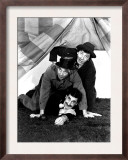 At the Circus, the Marx Brothers, 1939 Print