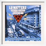 Lu Watters - On The Air Posters